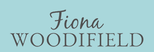 Fiona Woodifield author logo