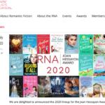 Romantic Novelists Award Shortlist 2020