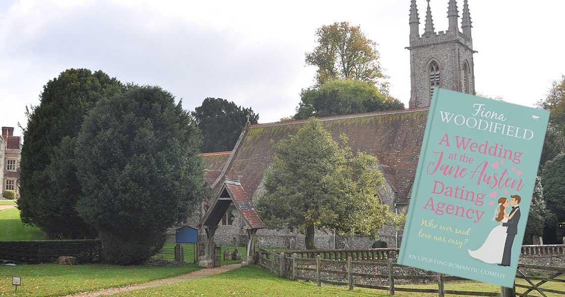 St Nicholas Church at Chawton