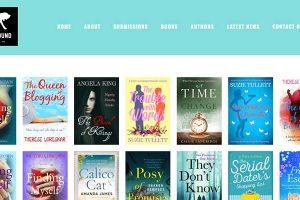 Bloodhound Books website screenshot